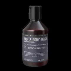 Ecooking Men Hair & Body Shampoo