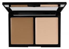 Contouring 2GO Dark Brown / Pink Beige
