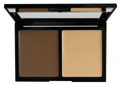 Contouring 2GO Deep Brown / Medium Beige