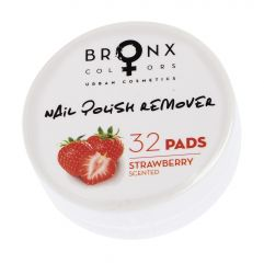 Nail Remover Pads Strawberry