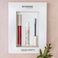Gavesett Ecooking Gloss & Mascara Gavesett 02