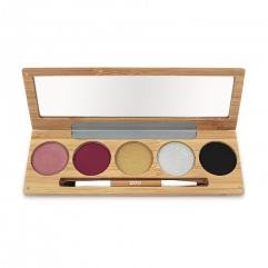 Winter Chic Bamboo Palette